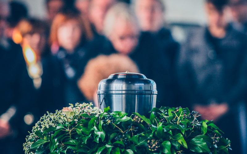 Cremação no Porto